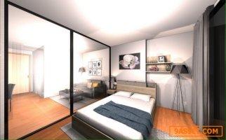 ขายคอนโดโนเบิล รีโว สีลม NOBLE REVO SILOM 34ตร.ม ชั้น28 1ห้องนอน เฟอร์นิเจอร์และเครื่องใช้าไฟฟ้าครบ