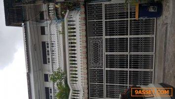 ให้เช่าทาวน์โฮม 4 ชั้น ย่านสุทธิสาร ใกล้ MRT สุทธิสารเพียง 300m