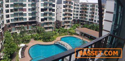 Summer Garden Condo for sale, 2 Bed, 7 Flr, 70.18Sq.m, Opposite to Central Chaengwattana