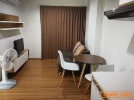 YS0113 ขายคอนโด  Resta Resort แจ้งวัฒนะ 12 พื้นที่  28  ตรม. 1 ห้องนอน 1 ห้องน้ำ