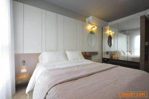 ขายดาวน์ Thana Astoria New York Art Deco ขนาดห้อง 29 ตรม. 1 ห้องนอน 1 ห้องน้ำ