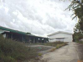 ขาย ที่ดิน 16ไร่ พร้อมโรงงาน ติดถนน 3256 กิ่งแก้ว บางพลีใหญ่ สมุทรปราการ