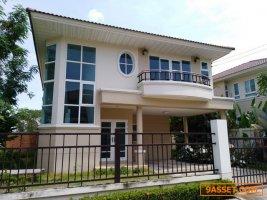 ขายด่วน บ้านคุณภาพ สังคมดี ราคาตลาด ขาย บ้านเชียงใหม่ โครงการ ศุภาลัย พาร์ค วิลล์-HFS001