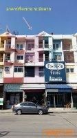 61521 ขาย อาคารพาณิชย์ 4.5 ชั้น ค้าขายได้ ติดริมถนนซอยมัยลาภ เกษตร-นวมินทร์