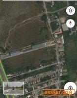 ขายที่ดิน 106 ไร่ อยู่ระหว่าง พัทยากับแหลมฉบัง หน้ากว้างติดถนน.40 เมตร ไร่ล่ะ 8 ล้าน