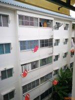ขายบ้านเอื้ออาทร นนทบุรี วัดกู้ 2 เนื้อที่ 31.91 ตรม. อยู่ชั้น 4 สะดวกสบายใกล้แหล่งชุมชน