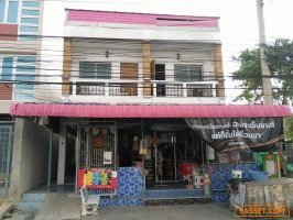 62028  ขาย อาคารพาณิชย์  2  คูหา โกสุมรวมใจ 2 ชั้น 48  ตารางวา  พื้นที่ใช้สอย 384 ตรม