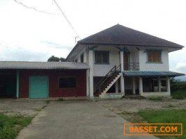 ขาย บ้านพร้อมที่ดินเชียงราย ราคาถูกด่วน
