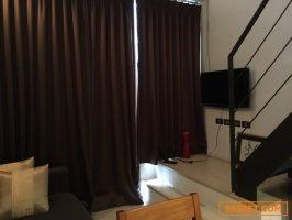 ขายด่วน คอนโดThan Living  Double Space รัชดา ประชาอุทิศ 31 ตรม เลียบด่วน  พระรามเก้า