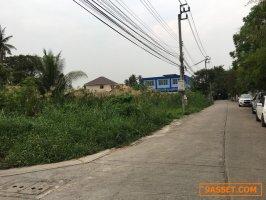 รหัสC1657  ขายที่ดินแปลงสวยย่านถนนราชพฤกษ์ ซอยวัดกระโจมทอง
