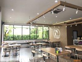 ร้านไก่ทอดเกาหลี @ในปั๊ม ปตท ใกล้หมู่บ้านมหาชัยเมืองทอง จ.สมุทรสาคร