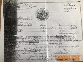 ต้องการขายที่ดินจำนวน 35 ไร่ ชลบุรี พนัสนิคม สนใจติดต่อ 0994686688 (คุณหนุ่ย)