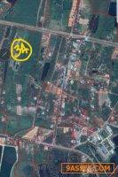 ที่ดิน 1ไร่แบ่งขายติดถนนใหญ่ปราจีนตคามเหมาะปลูกบ้านค้าขาย