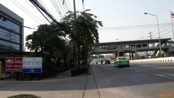 ให้เช่า หรือ เซ้ง อาคารพาณิชย์ ติดถนนพระราม3  BRTวัดดอกไม้