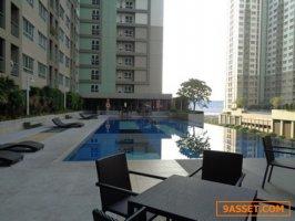 ขายคอนโดลุมพินีพาร์คปิ่นเกล้าตึกAชั้นดีด้านดี เจ้าของแรกขายเอง ไม่เคยให้เช่า/นำรถหรืออสังหามาแลกได้/LPN Park Pinklao Condominium for sale from the first owner can be exchanged with cars or real estate