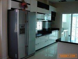 YS0094 ขายบ้านเดี่ยว ม.มณียา มาสเตอร์พีซ รัตนาธิเบศร์ พื้นที่ 103.7 ตรว. 5 ห้องนอน 4 ห้องน้ำ