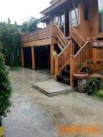 HR 1608 ให้เช่าบ้านทรงไทยริมถนนคลองหลวง คลองสาม ปทุมธานี
