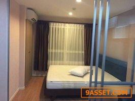 ขายคอนโด Lumpini Ville Onnut 46 (ลุมพินี วิลล์ อ่อนนุช 46) 1ห้องนอน 1ห้องน้ำ  ตึกบี