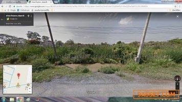 ขายที่ดิน ถนนรังสิต-ปทุมธานี เนื้อที่ 4-3-92 ไร่  ราคาไร่ละ 8.5 ล้าน