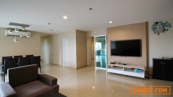 For Sale Condo BELLE AVENUE RAMA 9 on floor 12,  101 sq.m. 3bedrooms, 2bathrooms Tower B2
