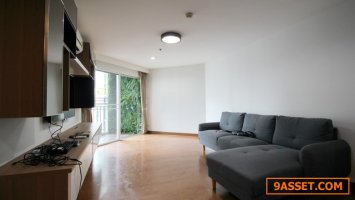 For Sale Condo BELLE AVENUE RAMA 9 or BELLE GRAND Tower D1, on floor 21,  98 sq.m. 3bed 2bath