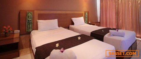 รหัสC1663  ขาย โรงแรม 5ชั้น 87ห้อง พัทยาเหนือ-นาเกลือ