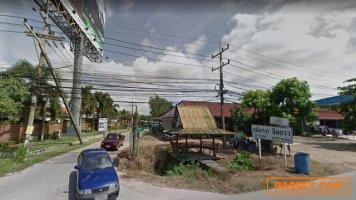 ขายที่ดิน 2-1-52 ไร่ 700 เมตรจากถนนสุขุมวิท สัตหีบ ชลบุรี ห่างหาดบางเสร่ กิโลเศษ
