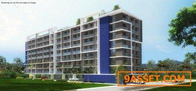 ขาย Sea Saran Condominium คอนโดสร้างใหม่ใกล้ชายทะเล 49.3 ตรม การันตีผลตอบแทน 10% ต่อปี พิเศษสุด!!