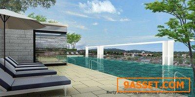 ขาย Sea Saran Condominium คอนโดสร้างใหม่ใกล้ชายทะเล 49 ตรม การันตีผลตอบแทน 10% ต่อปี ราคาพิเศษ!!
