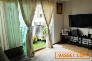 Sale/ Rent: Fuse Chan-Sathorn Condo 60 sq.m 2 Bed Fully Furnished with Minimal Style