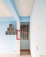 ขาย ตึกพร้อมห้องพัก 16 ห้อง  ถนนเฉลิมพระเกียรติ ร.9