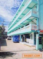 ขายอพาร์ตเม้นท์ 45 ห้อง บนพื้นที่ 330 ตรว. อยู่ซอยวัดเวฬุวนาราม ซอยติดวัดทุ่งสีกัน