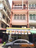 YS0039 ขายอาคารพาณิชย์ 5 ชั้น  15.5  ตรว. ใกล้ตลาดพรานนกโรงพยาบาลศิริราช