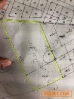 W73 ขายที่ดินแปลงสวยเหมาะทำคอนโด ถนนพระราม2   หน้ากว้าง  66  เมตร   5ไร่ 1งาน