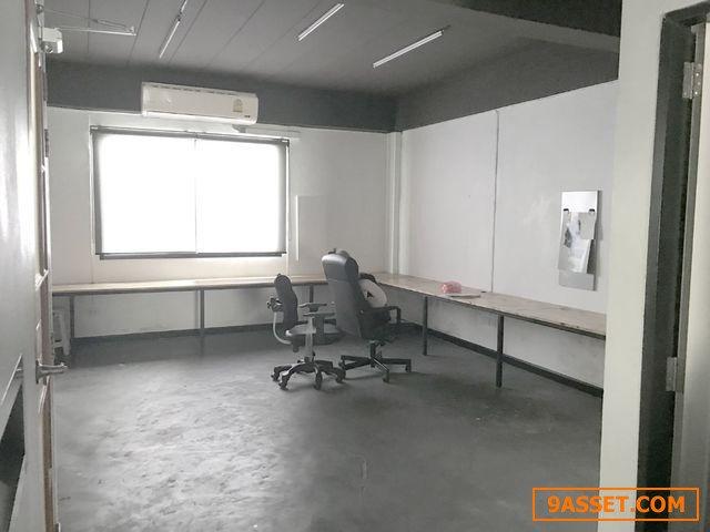 Code10630 ให้เช่าตึก 5 ชั้น ทำ Home office หรืออยู่อาศัย หลังมุม อ่อนนุช 27 ใกล้รถไฟฟ้า BTS อ่อนนุช