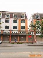 ขาย อาคารพาณิชย์ ติดถนน (รามคำแหง 160) ซอย มีสทีน  4 ชั้นครึ่ง 2 คูหา มีที่จอดรถ