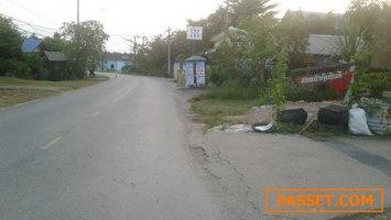 ขายที่ดิน245ตาางวาซอยธรรมบูชา1เข้าจากซอย100เมตรก่อนถึงสี่แยกไฟแดงวัดโพธิ์100เมตร