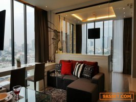 Modern Luxury design 1 bedroom rare Corner in the heart of Thong Lor for sell 8.9mb