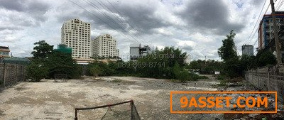 ขาย ที่ดิน สุทธิสาร รัชดา 1 ไร่ ใกล้ MRT สุทธิสาร ตรวาละ 2แสน