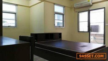 ขายอพาร์ทเมนท์ งามวงศ์วาน 23 ซอยวัดบัวขวัญ เนื้อที่เกือบ 4 ไร่ 5 ชั้น มี 2 ตึก 186 ห้อง