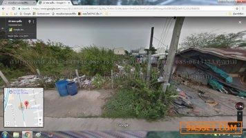 ขายที่ดินติด ถนนซอยลุงชื่น(ถ.สุขาภิบาล5) เนื้อที่ 1-3-0 ไร่  ราคาตารางวาละ 35,000 บาท