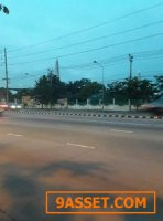 ขายที่ถนนสุขสวัสดิ์-ติดแม่น้ำเจ้าพระยา-190-ม.-ติดสุขสวัสดิ์-150-ม.ถมแ�