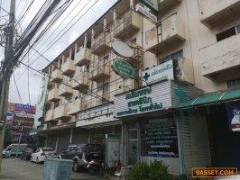 63334   ขาย อาคารพาณิชย์ 2 คูหา 4.5 ชั้น ติดถนนสายไหม ตรงข้ามตลาดวงศกร