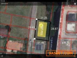 ขายที่ดิน สนามกอล์ฟวินด์มิลล์ บางนา ตราด กม.10 ที่ดินขนาด 154 ตร.ว. ทำเลดีมากใกล้ห้างเมกกะบางนา