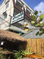 ขายอาคารพาณิชย์ 3ชั้นครึ่ง หมู่บ้านเสนาวิลล่า รามอินทรา ซอยพระยาสุเรนทร์35  คลองสามวา กรุงเทพฯ