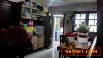 อาคารพาณิชย์ 3 ชั้นครึ่ง 2 คูหา ตำบลท่าศาลา อำเภอเมือง ลพบุรี 36 ตรว.