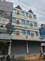 TFS002 ขายอาคารพาณิชย์ ในคูเมือง เชียงใหม่ ขาย 2 ห้อง ห้องมุม 36 ตรว. 4 ชั้น