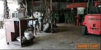 07AU-1ขายโรงงานพร้อมใบอนุญาต รง.3 คลวงสามวา มีนบุรี