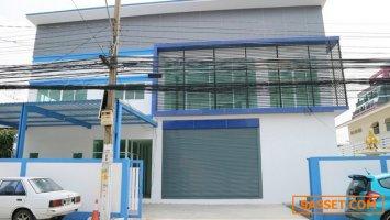 ขาย อาคารสำนักงาน 2 ชั้น 130 ตร.ว ซ.งามวงศ์วาน 27 นนทบุรี