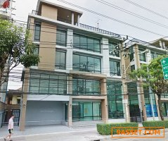 (เช่า) FOR RENT COMMERCIAL BUILDING RAMA 3 / 4 beds 6 baths / 48 Sqw.**140,000** NEAR ASIATIQUE